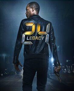 24 Legacy (TV Series) S01 DVD R1 NTSC Latino 4DVD