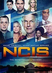 NCIS (TV Series) S17 DVD R1 NTSC Sub 5xDVD5