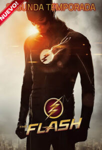 The Flash (TV Series) S02 DVD R1 NTSC Latino 6xDVD5
