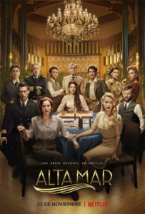 Alta Mar (TV Series) S02 DVD HD Spanish 5.1 + Sub 2xDVD5
