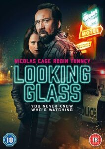 Looking Glass 2018 DVD R1 NTSC Latino