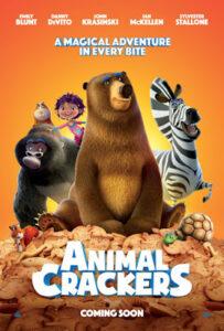 Animal Crackers 2017 DVD HD Dual Latino 5.1 + Sub F