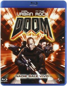 Doom 2005 BD25 Latino