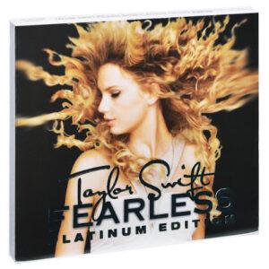 Taylor Swift Fearless Platinum Edition 2009 DVD R1 NTSC VO