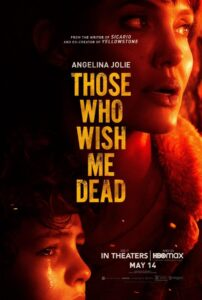 Those Who Wish Me Dead 2021 DVDR NTSC Dual LAtino 5.1