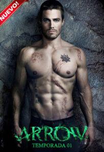 Arrow (TV Series) S01 DVD R1 NTSC Latino 5xDVD5