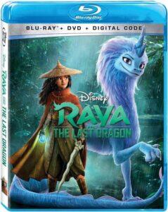 Raya And The Last Dragon 2021 BD25 Latino
