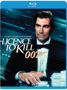 License To Kill 1989 BD25 Latino