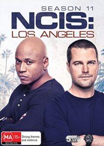 NCIS Los Angeles (TV Series) S11 DVD R1 NTSC Sub 5xDVD5