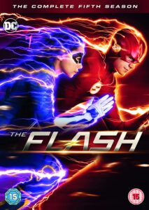 The Flash (TV Series) S05 DVD R1 NTSC Latino 5xDVD5
