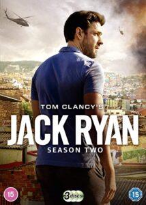 Jack Ryan (TV Series) S02 DVD R1 NTSC Latino 3xDVD5