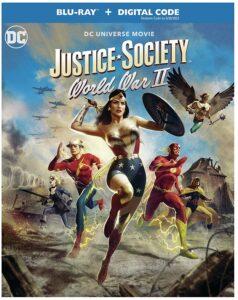 Justice Society: World War II 2021 BD25 Latino