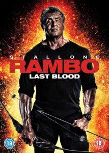 Rambo Last Blood 2019 DVDR R4 NTSC Latino