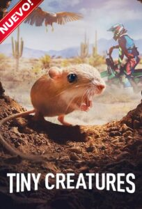 Tiny Creatures (TV Series) S01 DVD HD Dual Latino 5.1 + Sub 1xDVD5