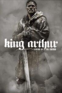 King Arthur Legend Of The Sword 2017 DVD R1 NTSC Latino