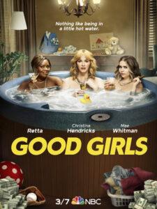 Good Girls (TV Series) S03 DVD HD Dual Latino + Sub F 2xDVD5
