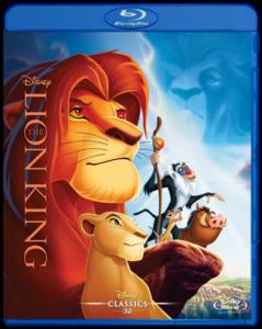 The Lion King 1994 BD25 Latino