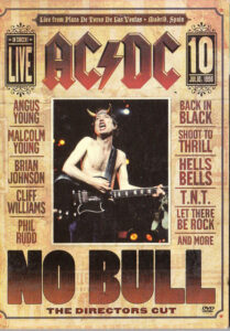AC/DC – No Bull (The Directors Cut) 2008 DVD R1 NTSC VO