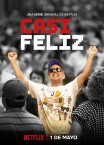 Casi feliz (TV Series) S01 DVD HD LATINO 5.1 + SUB 2DVD