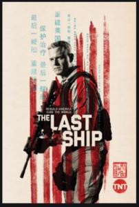 The Last Ship (TV Series) S03 DVD R1 NTSC Sub 3xDVD5