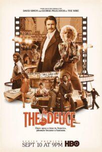 The Deuce (TV Series) S02 DVD R1 NTSC Latino 3XDVD5