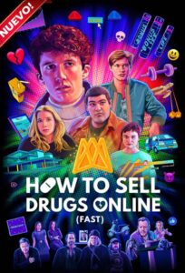 How To Sell Drugs Online Fast (TV Series) S02 DVD DH Dual Latino 5.1 + Sub F 1xDVD5