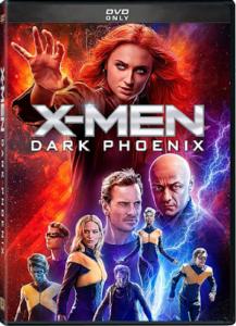 X-Men Dark Phoenix 2019 DVD R1 NTSC LATINO