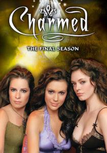 Charmed (TV Series) S08 DVD R1 NTSC Latino 6xDVD5