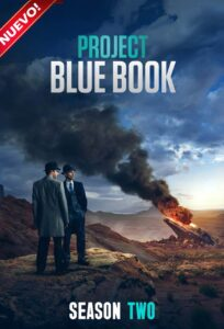 Project Blue Book (TV Series) S02 DVD R1 NTSC Latino 2xDVD5