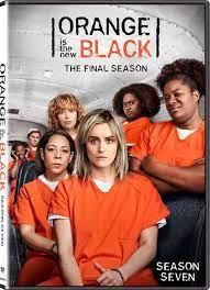Orange Is The New Black (TV Series) S07 DVD R1 NTSC Latino 4xDVD5