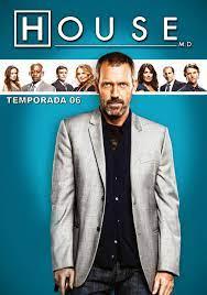 House, M.D. (TV Series) S06 DVD R1 NTSC Latino 6xDVD5