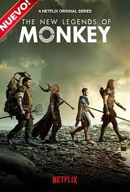 The New Legends Of Monkey (TV Series) S02 DVD HD Dual Latino + Sub 2xDVD5