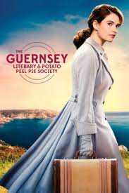The Guernsey Literary & Potato Peel Pie Society 2018 DVD R2 NTSC Latino