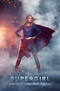 Supergirl (TV Series) S03 DVD HD Latino NO Sub 6xDVD5