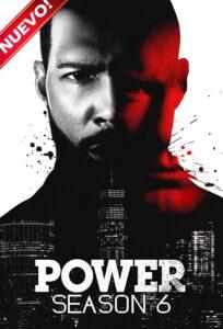 Power (TV Series) S06 DVD R1 NTSC Sub 5xDVD5