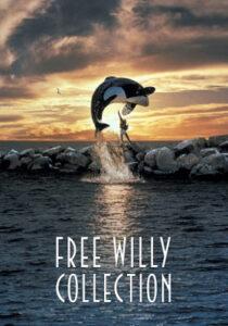 Free Willy Colección DVD R1 NTSC Latino