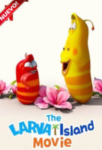 The Larva Island Movie 2020 DVD HD Dual Latino + Sub F