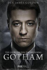 Gotham (TV Series) S02 DVD R1 NTSC Sub 6xDVD5