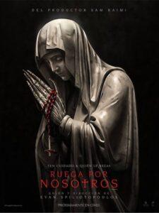The Unholy 2021 DVD R1 NTSC Latino
