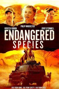 Endangered Species 2021 DVDR R1 NTSC Latino