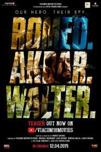 Romeo Akbar Walter 2019 DVD R1 NTSC Sub