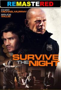 Survive The Night 2020 DVD R1 NTSC Latino RMZ