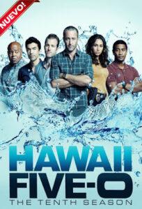 Hawaii Five-0 (TV Series) S10 DVD R1 NTSC Sub 5xDVD5