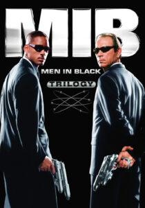 Men In Black Coleccion DVDR R1 NTSC Latino 03 DISCOS