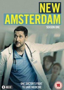New Amsterdam (TV Series) S01 DVD R1 NTSC Latino 6xDVD5