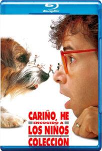 COMBO Honey, I Shrunk The Kids Colección DVD HD Dual Latino + Sub
