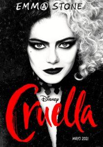 Cruella 2021 DVDR BD NTSC Latino 5.1