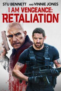 I Am Vengeance Retaliation 2020 DVD R1 NTSC Sub
