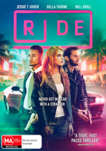 Ride 2018 DVD R1 NTSC Latino
