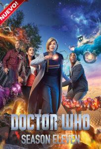 Doctor Who (Serie de TV) S11 DVD R1 NTSc Latino 3xDVD5